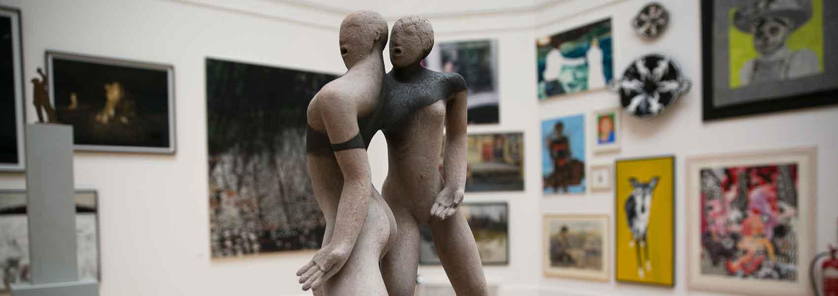 165 Annual Open Exhibition- RWA/ 01 Oct 17 – 03 Dec 17
